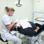 Onze tandartsenpraktijk aan de Nieuweweg in Hoofddorp